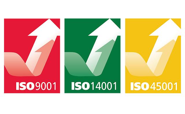 ISO9001 ISO14001 ISO 45001