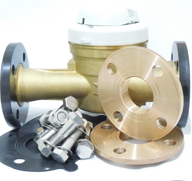 DN50 Inline Meters (Itron Flostar)