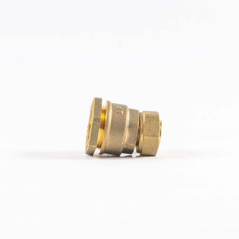 Fitting – PE25 / 3/4″ Meter Nut
