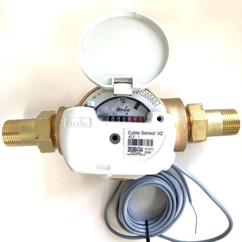 Cyble Sensor – Pulse Output