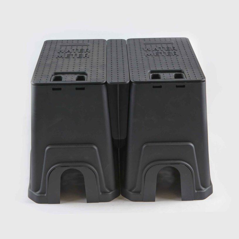 Meter Box – Reverse Taper