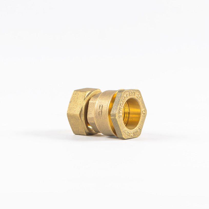 Fitting – PE25 / QLD/VIC Meter Nut or BSPP Meter Nut
