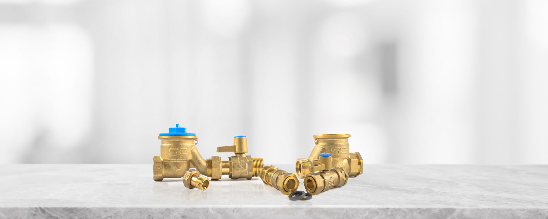 Strongcast products are designed from industry experience to improve installation processes while reducing water losses
