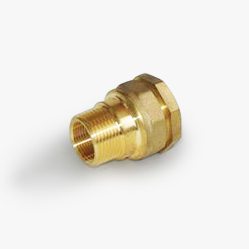 PE32 / Dual Threaded End Connector